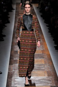 Valentino Dresses Fall Winter 2013  amish 19th century inspiration