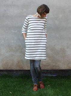 Ich möchte diesen Winter unbedingt viel öfter Winterkleider tragen. Die Else hat den Anfang gemacht, ist aber eher etwas für die Freizeit. I...