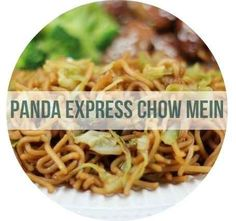 Finally! Homemade Panda Express Chow Mein | 23 Copycat Recipes For Your Favorite Fast Foods