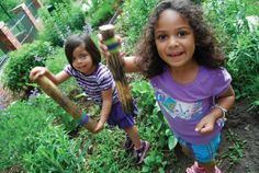 Redesigning Recess: Why Kids Need Natural Playgrounds | Environment on GOOD