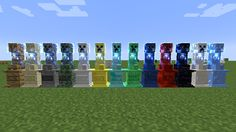 Gravestone mod - Minecraft Mods - Mapping and Modding . Minecraft Banner Designs, Minecraft Banners, Minecraft Modern, How To Play Minecraft, Minecraft Party, Minecraft Ideas, Minecraft Crafting Recipes, Dog Accessories, Lol
