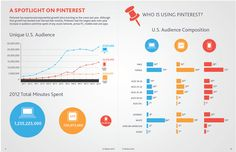 Wonder who is pinning here on Pinterest? Check out these stats. - mt