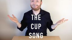 Here's a quick step-by-step lesson for how to DO the Cup Song (Cups!) - as performed by Anna Kendrick in the movie Pitch Perfect! I'll have a lesson up for h...