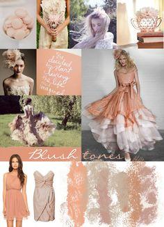 A Blushing Bride…..
