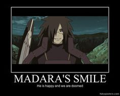 That is so true! But why are the majority of his smiles creepy? Well at least when he is an adult...