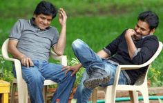 Ali and Pawan Kalyan Dosthana Power Star Pavan Kalyan and comedian Ali have a great friendship that Ali acted in every
