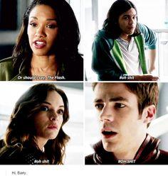 "#TheFlash 1x21 ""Grodd Lives"""