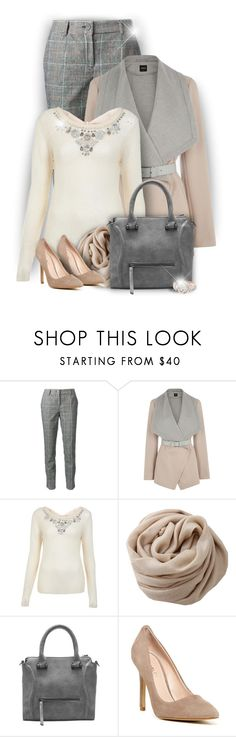 """""""Belted Coat"""" by kearalachelle ❤ liked on Polyvore featuring Dolce&Gabbana, Oasis, Miss Selfridge, Brunello Cucinelli, Charles by Charles David and Gucci"""