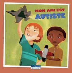 """Zack est autiste. Mais ça ne nous empêche pas d'être amis. On parle d'avions, on construit des modèles réduits et on aime passer du temps ensemble. Je suis content que Zack soit mon ami !"""""""
