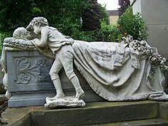 Monumental Cemetery of Bonaria, Italy