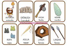 vocabulario-prehistoria-3 Teaching History, Stop Motion, Social Studies, Education, Comics, Infants, Classroom Ideas, Ms, Homeschool