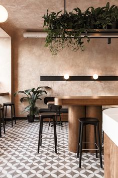 Brand new coffee shop interior design by Sivak+Partners studio Cafe Bar, Cafe Restaurant, Corner Restaurant, Corner Cafe, Commercial Design, Commercial Interiors, Design Café, Coffee Shop Design, Restaurant Interior Design