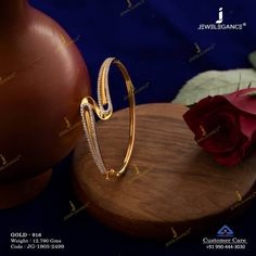 Get In Touch With us on Gold Jewelry Simple, Gold Rings Jewelry, Diamond Jewelry, Stylish Jewelry, Gold Jewellery, Gold Bangles Design, Gold Earrings Designs, Gold Designs, Gold Mangalsutra Designs