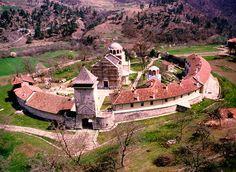 Studenica Monastery - Serbia