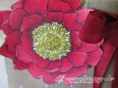 Stamp & Scrap with Frenchie: Stampin'Up! Gift Bag