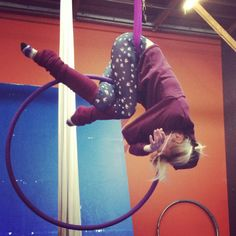 Teach aerial with love and patience.  It is all about aerial foundation, fundamentals and repetition. Teacher trainings @venturacircus.com with master instructor carmen curtis.
