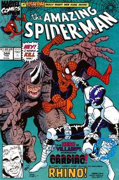 1st appearance of Cardiac (Elias Wirtham) 1st appearance of Cletus Kasady. This was the era when I first started reading comics. Right about the time Venom was a major player.