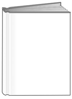 Blank Book Cover Printable - Paul's House - ClipArt Best ...
