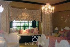 Big Girl's Dream Bedroom