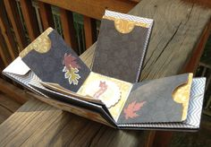 how to make exploding scrapbook box - Google Search