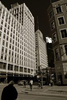 The Foshay Tower in Minneapolis