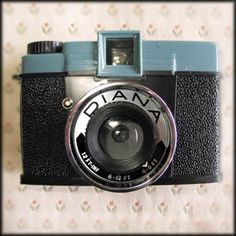 Diana Camera by LaMasionAmour on Etsy, £40.00