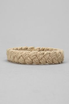 Sailor Knot Bracelet - I got one at the beach every year to go with the puka shell necklace.
