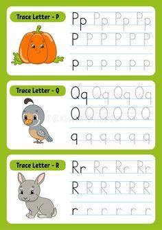 Numbers Preschool, Preschool Letters, Alphabet For Kids, Learning The Alphabet, Kindergarten Learning, Preschool Learning Activities, Alphabet Activities, Alphabet Worksheets, Handwriting Activities
