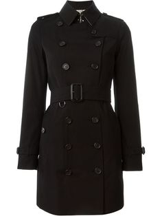 Shop Burberry belted trench coat  in Tiziana Fausti from Bergamo, Italy.