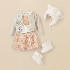 newborn - outfits - ruffled bud | Children's Clothing | Kids Clothes | The Children's Place