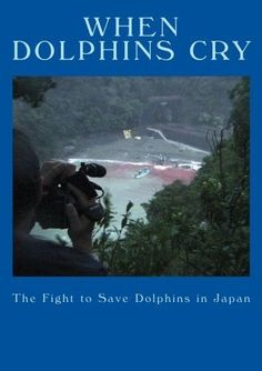 """When fishermen slit the dolphins' throats"" he said softly, ""they open their eyes wide and then tears come, and as soon as their throats are slit, they open their eyes and they scream.""  Read. This bastardry must stop."