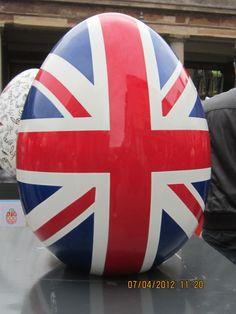 Faberge Eggs London April 2012
