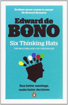 Six Thinking Hats - Edward de Bono  #business #entrepreneurship