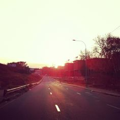En route to Fordsburg