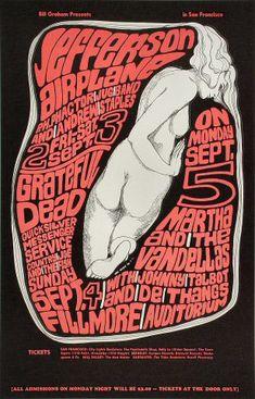 Jefferson Airplane & Grateful Dead & Quicksilver & Martha and the Vandellas