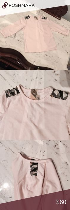 baby burberry shirt sale