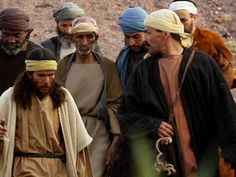 Jesus heals a deaf man :: Jesus travels to the Decapolis region and heals a deaf man with a speech impediment (Mark Free Stories, Bible Stories, Biblical Costumes, Jesus Heals, Go Online, Christian Faith, Photo Illustration, Christianity, Healing