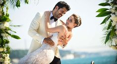 """Fahriye Evcen Burak Özçivit evlendi: İşte düğün fotoğrafları!  """"Fahriye Evcen Burak Özçivit evlendi: İşte düğün fotoğrafları!"""" http://fmedya.com/fahriye-evcen-burak-ozcivit-evlendi-iste-dugun-fotograflari-h45640.html"""