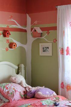#wall #mural #kidsroom