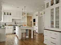 Classic White Kitchen Classic White Kitchen Classic #WhiteKitchen