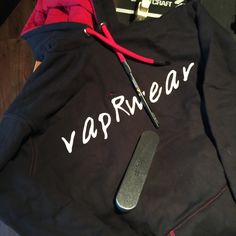 My favorite new hoody by vapRwear!!! Convenient and concealed - best way to vape! www.420GB.com