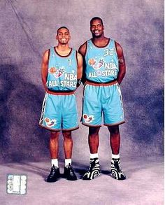 nbacardDOTnet nbacardDOTnet uploaded this image to 'zz NBA Photo Gallery/Anfernee Hardaway/n SHAQ'. See the album on Photobucket. Kentucky Basketball, Sports Basketball, Duke Basketball, College Basketball, Basketball Players, Kentucky Wildcats, Soccer, 2013 Nba Finals, Kobe Bryant Michael Jordan