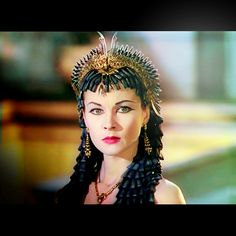 Resultado de imagen para vivien leigh cleopatra