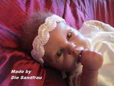 Haarbänder - Haarband für Babys / Kinder - ein Designerstück von DieSandfrau bei DaWanda