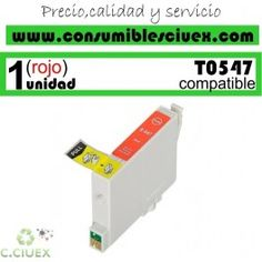 CARTUCHO COMPATIBLE EPSON T0547
