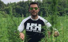 Former Hockey Star Riley Cote and His Love for Marijuana