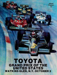 1977 GP de Estados Unidos en Watkins Glen