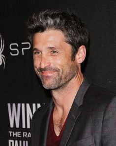 Patrick Dempsey - He even played a semi-prince in 2007's Enchanted!