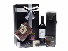 Gourmet Indulgence Hamper at Gift Hampers | Ignition Marketing Corporate Gifts
