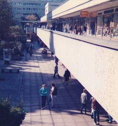 Old Overgate Dundee... used to go along all the time... great at the time 1980's 1990's... all gone now with new Overgate in its place...